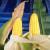 Nitrogen deficiency in corn